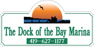 The Dock of the Bay Marina Logo