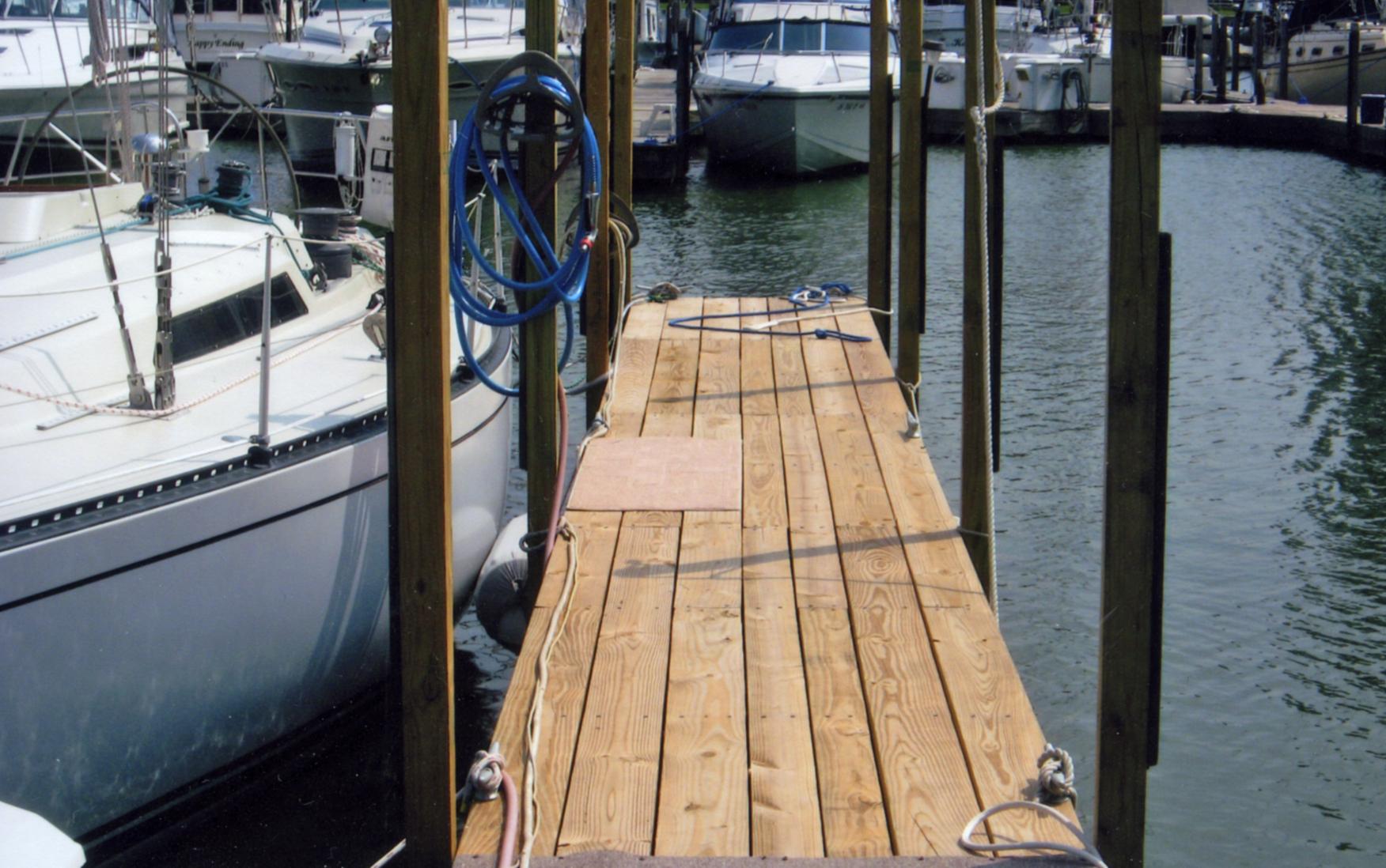 Dock close up 2