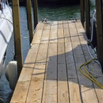 Dock close up