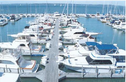 Dock B View