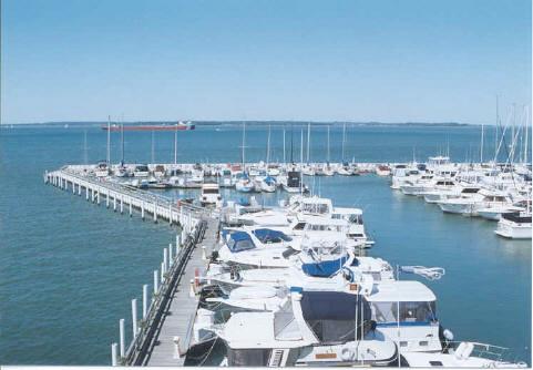 Dock C View