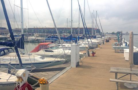 Dock E View
