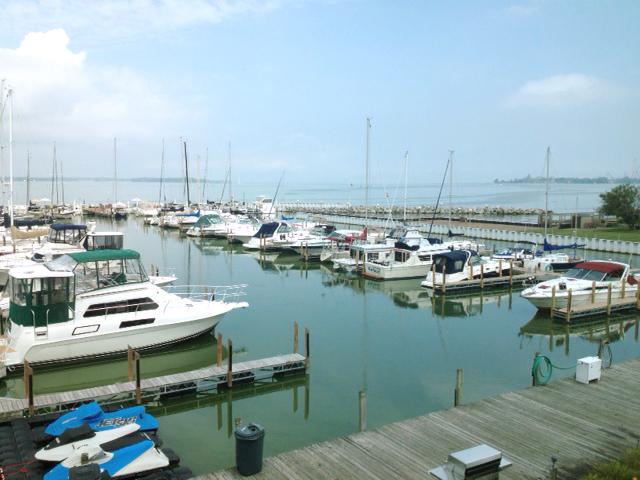 View of Marina