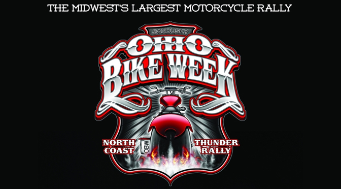 Ohio Bike Week Logo